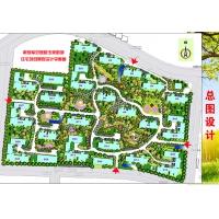 解放军总医院(三〇一医院)大型住宅区园林景观设计、部队住宅区设计案例、大型住宅区设计案例、住宅区园林景观设计案例