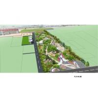车站绿地公园设计,小型公园设计案例,口袋公园设计案例,城市公园设计案例,城市公园景观设计案例、森林公园设计案例