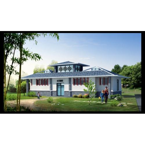 80平米左右公厕(长15米)方案及详细施工图案例、公厕精选案例、公厕设计案例