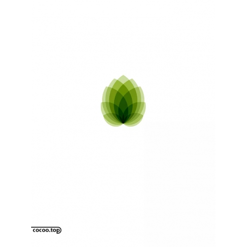 植物形态logo设计案例,logo案例思路精选