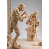 天赋型木雕作品案例70图,木雕案例精选