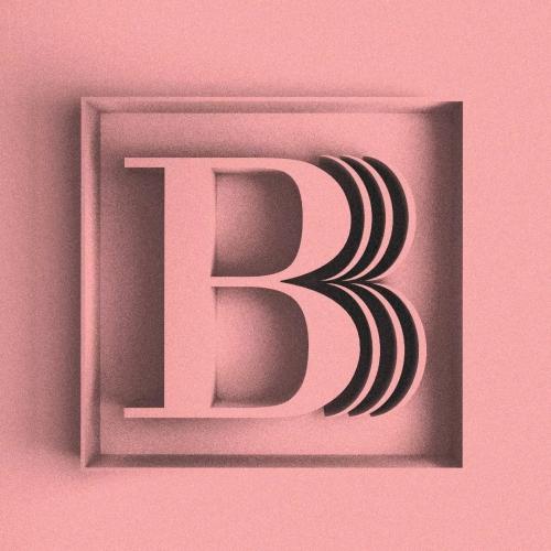 字母创意设计延展案例