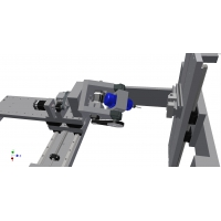 雕刻机 五轴雕刻机 cnc DIY 机械设计图纸资料,机械设计、工业设计案例