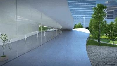 昆山博物馆(美术馆)概念方案,建筑设计案例、未来建筑设计案例