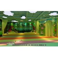 01幼儿园空间设计-综合设计模型案例,幼儿园设计案例、工装设计案例、装饰设计案例