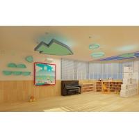 03幼儿园空间设计-教室设计模型案例,幼儿园设计案例、工装设计案例、装饰设计案例