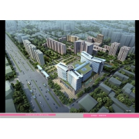 某总医院建筑设计方案,含多媒体动画,医院规划案例,医院设计系统案例、建筑设计案例、医院设计精品素材、文献案例