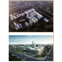 某省人民医院建筑设计方案,医院规划案例,医院设计系统案例、建筑设计案例、医院设计精品素材、文献案例
