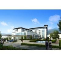 中式和现代两种风格医院建筑设计方案,医院规划案例,医院设计系统案例、建筑设计案例、医院设计精品素材、文献案例