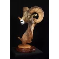 25只逼真动物木雕,木雕精品案例