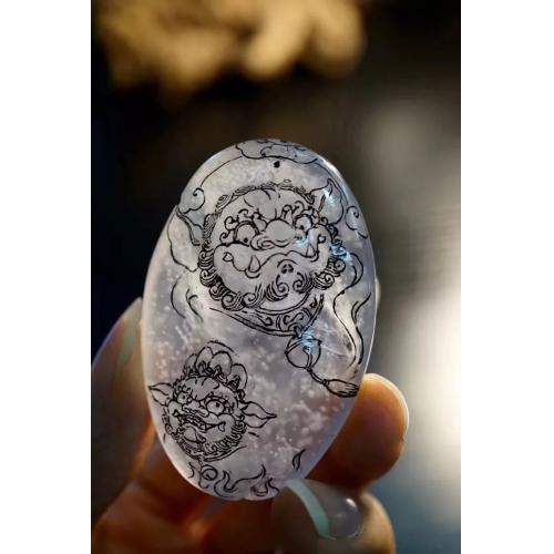 玉雕设计案例,设计,破界才够cool ,玉雕精品设计